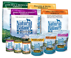 Dogs Food - Natural Balance Brand