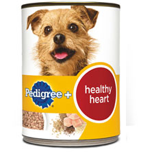 pedigree healthy heart premium ground entre