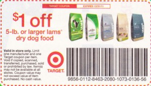 IAMS dry dog food coupons printable 2011