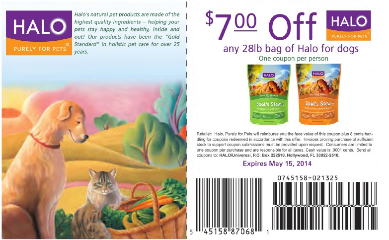 picture regarding Printable Pet Coupons named PRINTABLE Pet dog Foods Discount coupons 2014 Could