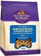 Old Mother Hubbard Crunchy Classic Snacks for Dogs