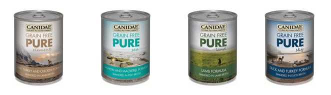 New Canidae Grain Free Dog Food