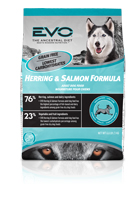 EVO Herring & Salmon Formula Dry Dog Food