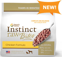 Instinct Raw Dog Food Chicken Formula