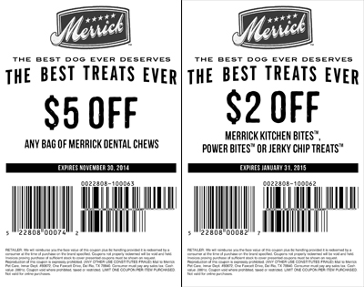 Merrick-Dog-Fod-Coupons