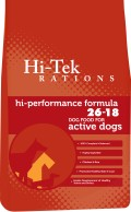 Hi-Tek Rations Hi-Performance Active Adult Dog Food