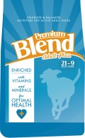 Premium Blend 21 9 dog food