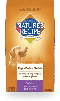 Nature's Recipe Adult Dog Food