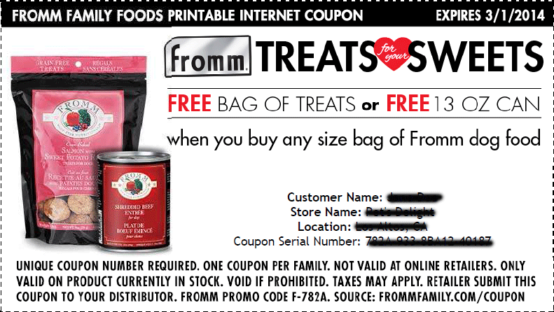 Learn About Fromm Pet Foods