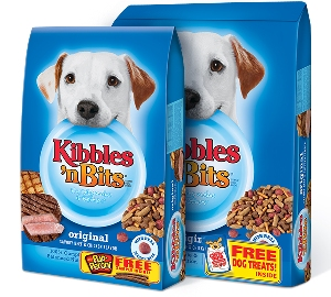 Free Sample of Kibbles'n Bits Snack