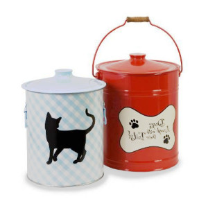 Nice-Painted-Dog-Food-Tin