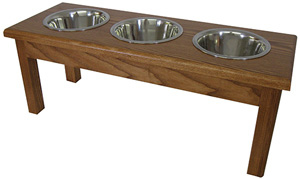 Classic-Wooden-3-Bowls-Elevated-Dog-Feeding-Station